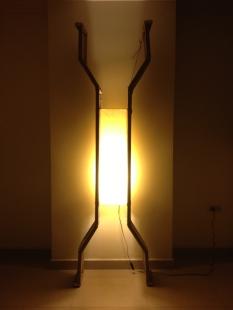 Lámpara Cacique