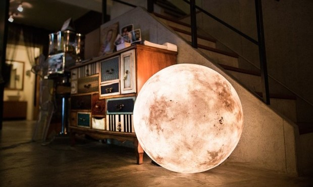 Luna – Moon Lamp