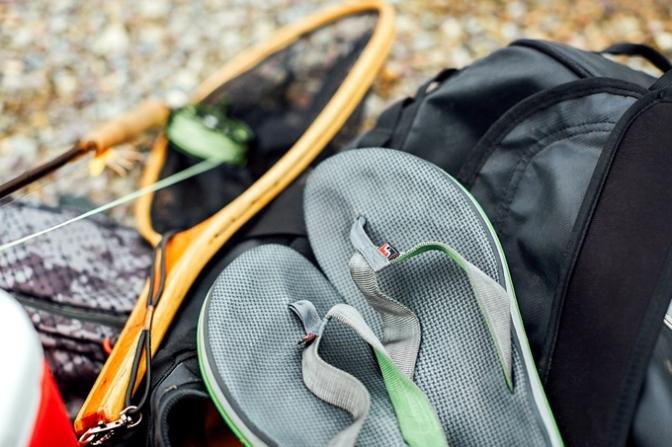 Foot Flops – Heat-Molded Flip Flops