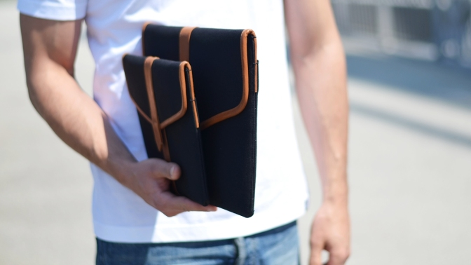 SENNIT – Macbook & iPad Case