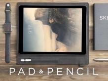 Pad & Pencil Case