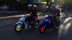 Wheelies