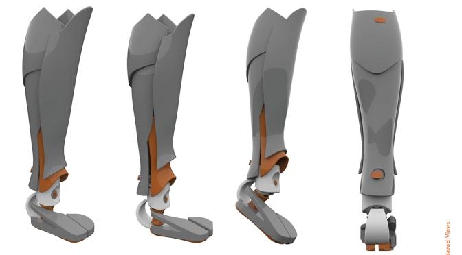 TOT – Prosthetic Leg