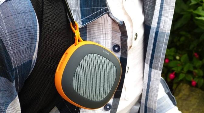 Mockingbird – Mini Hi-Fi Waterproof Travel Speaker