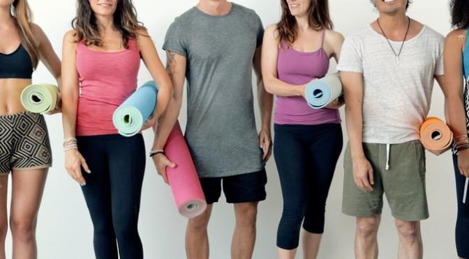 YoYo Mats – Self-Rolling Yoga Mat