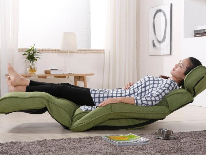 Cozy Kino Modern Floor Sofa Chairs