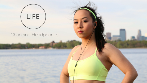 LIFE Headphones – Exercise Headphone