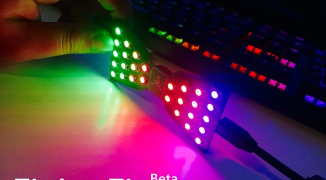 Tinker Tie – Programmable RGB LED Bow
