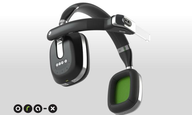 ORA-X – Headphone With AR Display