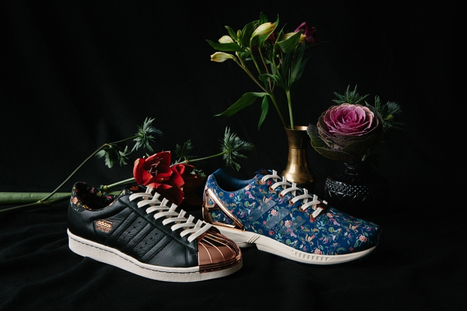 "Limited Edt x Adidas Consortium ""BATIK"" Pack"