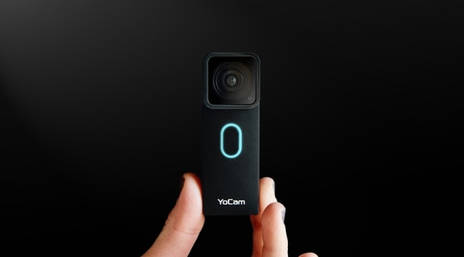 YoCam – Smallest Waterproof Camera