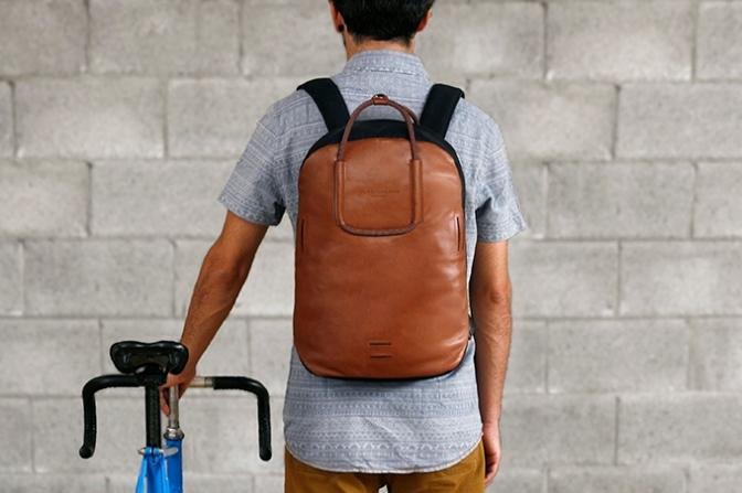 DUCKS IN A ROW's Urban Cyclist Backpack