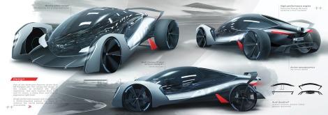 Audi R9 Panigale