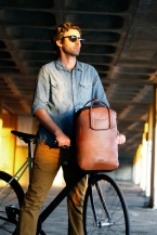 The Urban Cyclist's Backpack