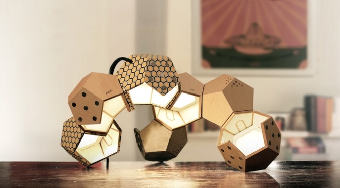 D-TWELVE LAMP – Magnetic Lighting System