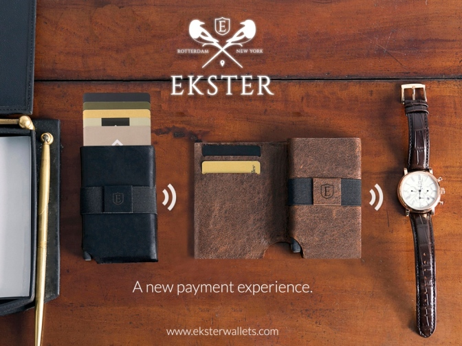 Ekster Wallets – Ultra-Slim Trackable Wallet