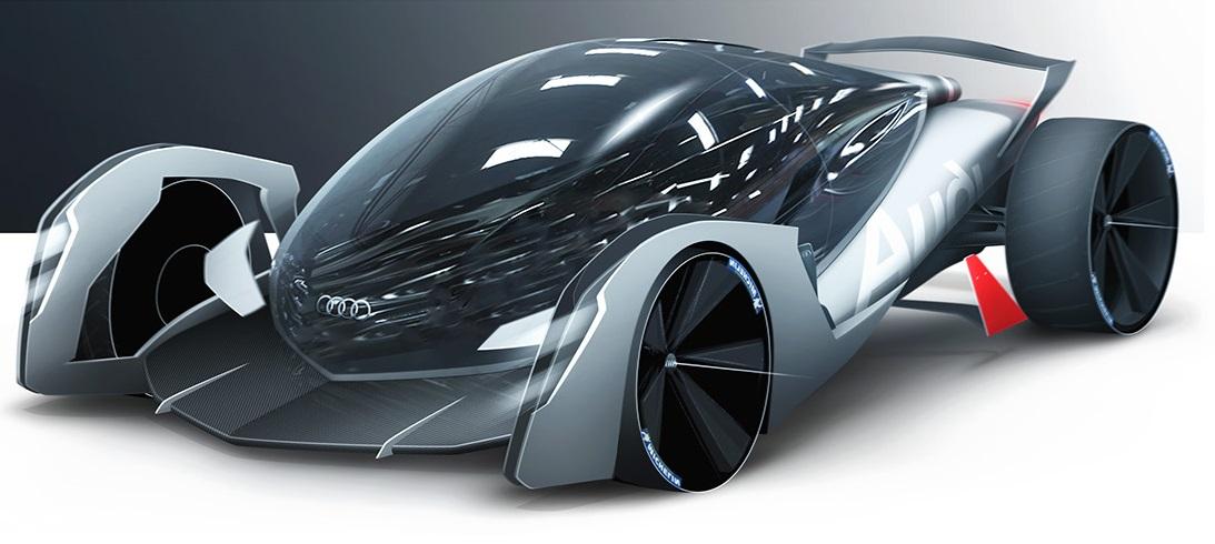 Audi R9 Panigale Conceptcus