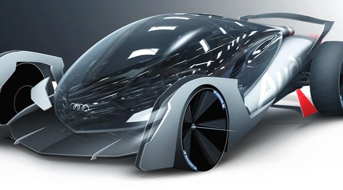 Audi R9 Panigale | Conceptcus