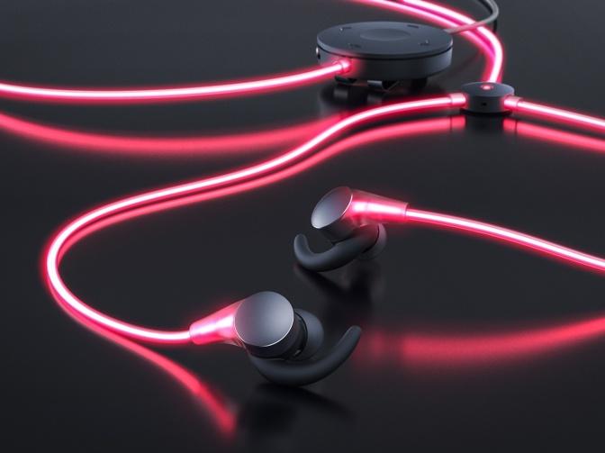 Glow Headphones