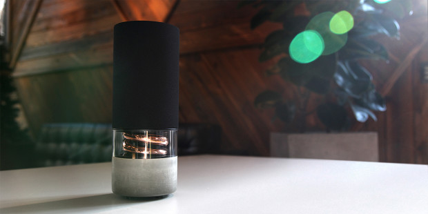 Pavilion – Wireless Speaker & D-Spiral Acoustic