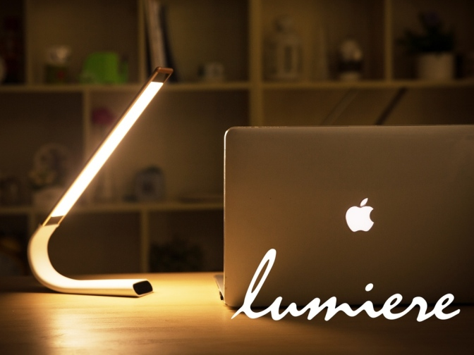 Lumiére – EYE PROTECTION LAMP