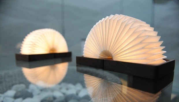Orilamp – Smart Origami Lamp