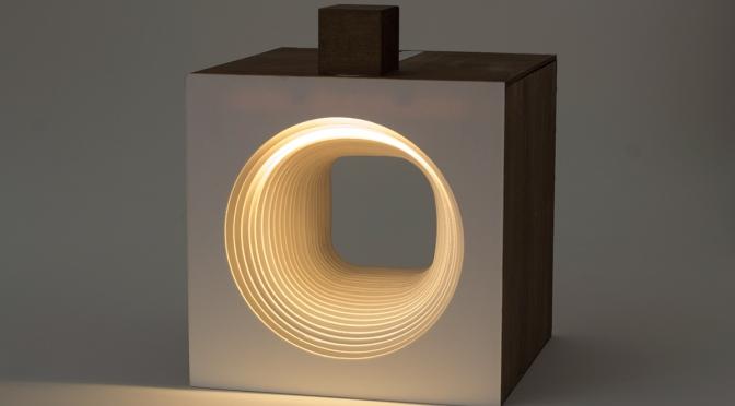 Panta Rei – Light Cube