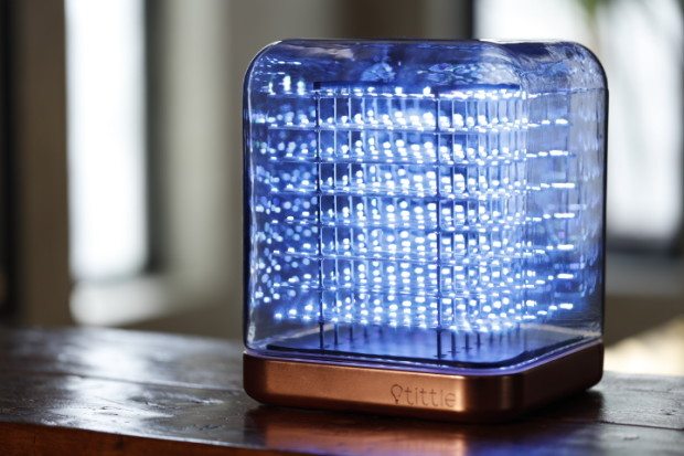 Tittle Light – The Captivating 3D LED Smart Lamp