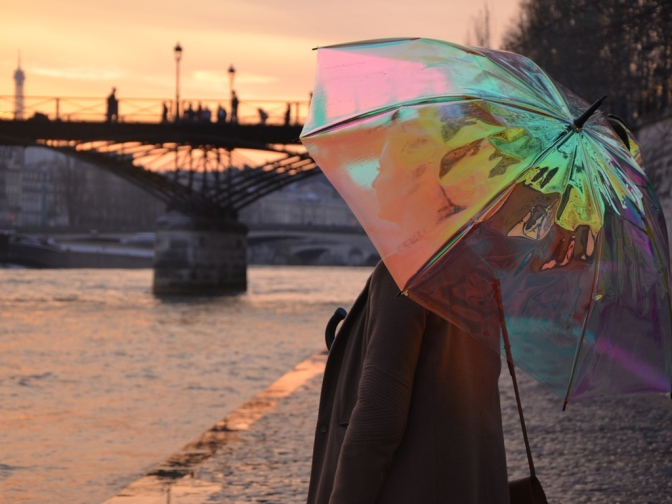 oombrella – Beautiful Smart Connected Umbrella