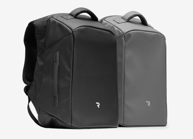 ONYX – Functional Backpacks With Less Outside, More Inside