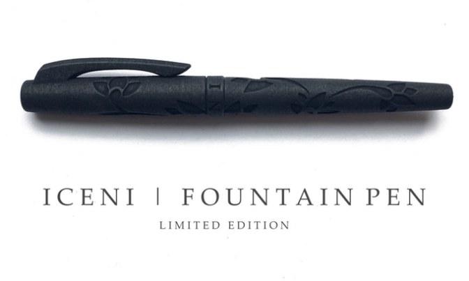 ICENI FOUNTAIN PEN – 3D Printed fountain pens
