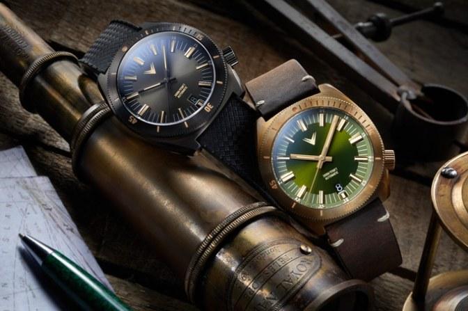 Ventus – Northstar 300m Heritage Diver Automatic
