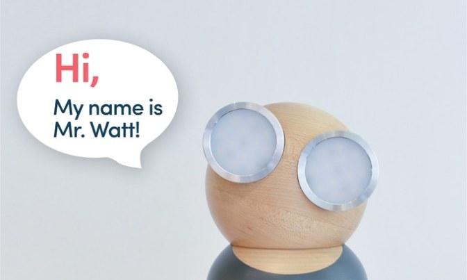 Mr.Watt – The buddy that brightens your day