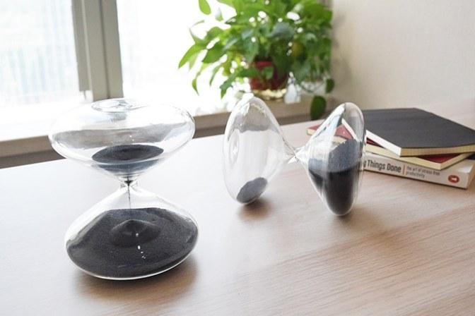 Esington Glass 2.0 – Solid Iron Nanospheres + Time stopper