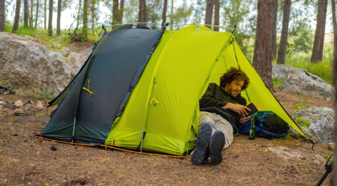RhinoWolf 2.0 – The all-in-one Attachable Super-Tent
