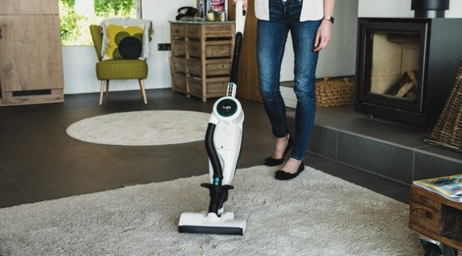 Lupe Cordless Vacuum Cleaner – Powerful. Enduring. Flexible.