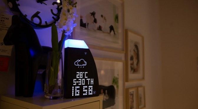Zen Clock – Minimalist Smart Clock for Your Place
