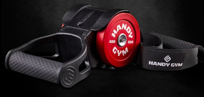 Handy Gym – Portable, Powerful & Effective Inertial Training