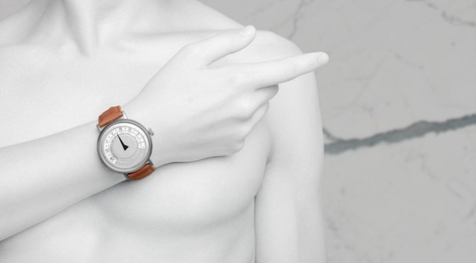 UMBRA — Automatic sundial-inspired watches